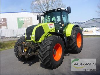 Claas AXION 850 CEBIS - wheel tractor