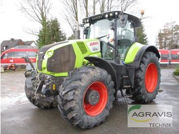 Wheel tractor Claas AXION 850 CMATIC TIER 4F