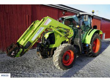 Wheel tractor Claas Arion