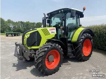 Wheel tractor Claas Arion 530, Cis, geveerde vooras, 360 uren!!