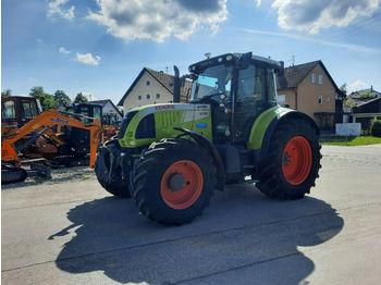 Wheel tractor Claas Arion 640 schöner Schlepper  mit Lenksystem
