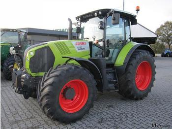 Claas Arion 650 CIS - wheel tractor