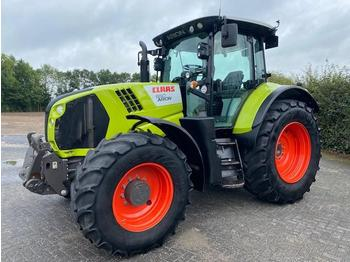 Wheel tractor Claas Arion 650 Cis, 2016!