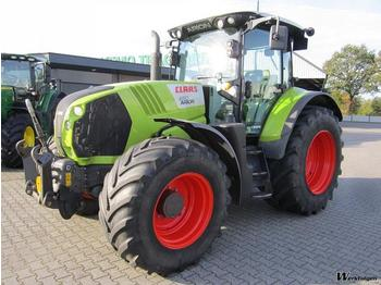 Claas Arion 650 Cmatic - wheel tractor