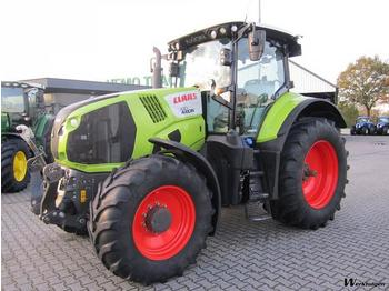 Claas Axion 810 C-Matic - wheel tractor
