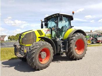 Wheel tractor Claas Axion 830