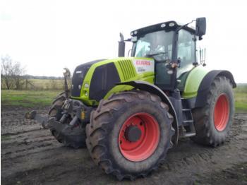 Wheel tractor Claas Axion 850 Cebis