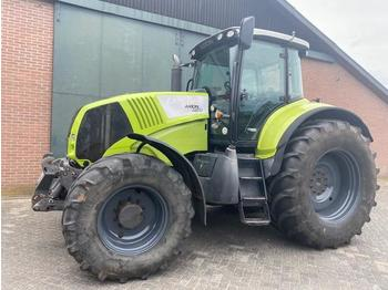 Wheel tractor Claas Axion 850 cebis hexashift