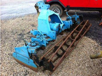 Wheel tractor DELAPLACE HERSE ROTATIVE 2.20M