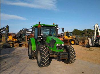 DEUTZ-FAHR FAHR 5115 - wheel tractor