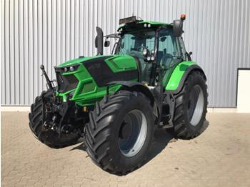 Deutz-Fahr 6185 TTV - wheel tractor