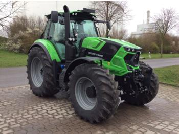 Wheel tractor Deutz-Fahr 6185 TTV