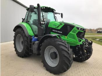 Deutz-Fahr 6215 TTV - wheel tractor