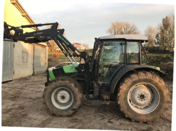 Wheel tractor Deutz-Fahr AGROFARM 100