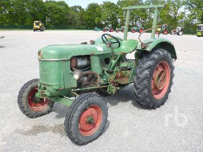 deutz fahr d30 wheel tractor from germany for sale at. Black Bedroom Furniture Sets. Home Design Ideas