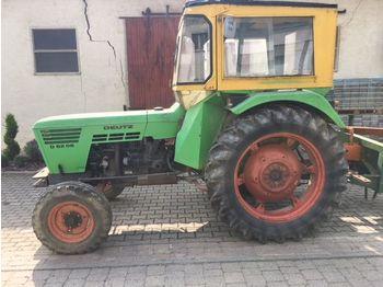 Wheel tractor Deutz Fahr D 6206