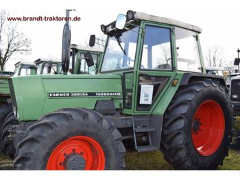 Wheel tractor FENDT 309 LSA