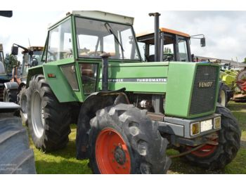 Wheel tractor FENDT 610 LSA