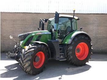 Wheel tractor FENDT 720 Vario S4 ProfiPlus