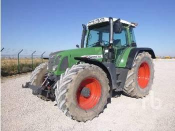 للجرارات الزراعية FENDT FAVORIT 716 VAR 4WD