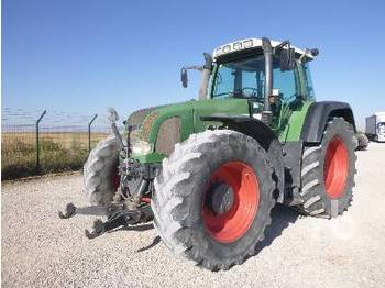 للجرارات الزراعية FENDT FAVORIT 920 4WD