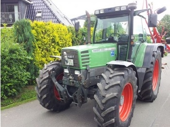 FENDT Favorit 515 C - wheel tractor