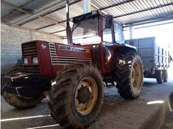 Wheel tractor FIAT 100-90 DT CAB
