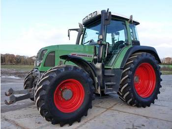 Fendt 412 Vario Good working condition  - wheel tractor