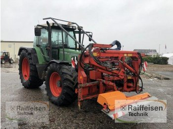Wheel tractor Fendt 515 Favorit + Dücker Ausleger