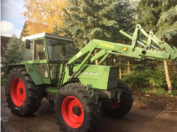Wheel tractor Fendt 610 LS