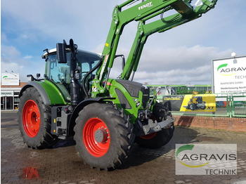 Fendt 718 VARIO S4 PROFI PLUS - wheel tractor