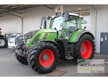 Wheel tractor Fendt 724 VARIO S4 PROFI PLUS