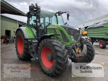 Wheel tractor Fendt 724 Vario Profi Plus: picture 1