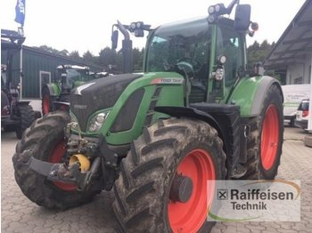 Fendt 724 Vario Profi Plus - wheel tractor