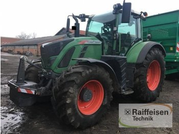 Wheel tractor Fendt 724 Vario S4 Power