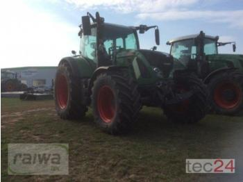 Wheel tractor Fendt 724 profi plus
