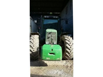 Wheel tractor Fendt 818 FAVORIT