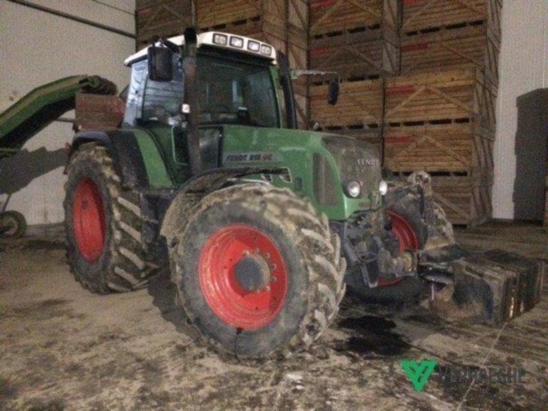 Wheel tractor Fendt 818 TMS - Truck1 ID: 3721355