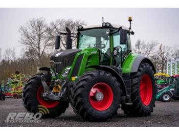Fendt 824 vario profi plus - wheel tractor