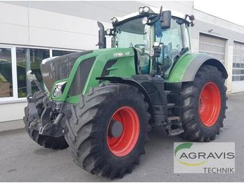 Wheel tractor Fendt 828 VARIO S4 PROFI PLUS