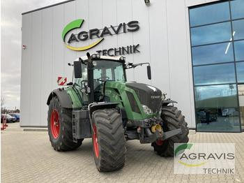 Wheel tractor Fendt 828 VARIO SCR PROFI PLUS