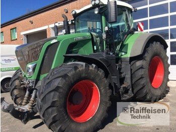 Fendt 828 Vario S4 Profi Plus - wheel tractor