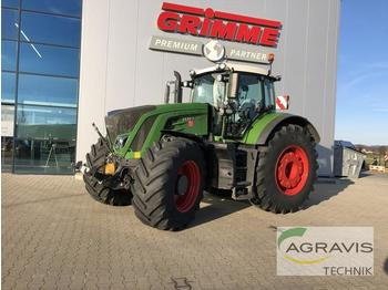 Fendt 933 VARIO S4 PROFI PLUS - wheel tractor