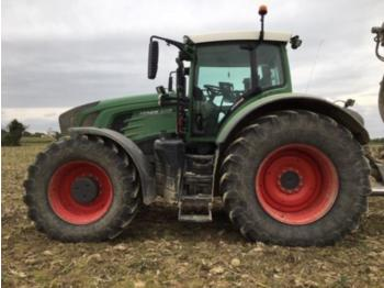 Wheel tractor Fendt 939 PROFI+