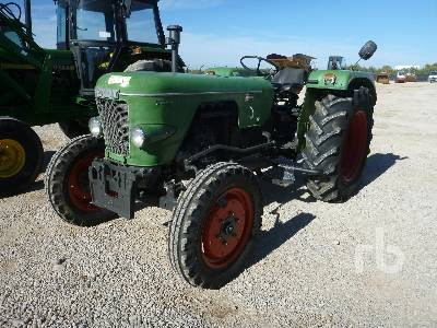 fendt farmer 3s 2wd wheel tractor from spain for sale at. Black Bedroom Furniture Sets. Home Design Ideas
