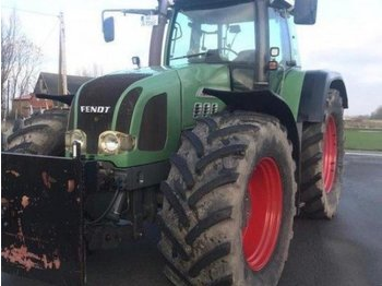 Fendt Favorit 916 Vario - wheel tractor