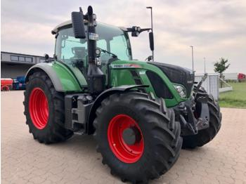 Wheel tractor Fendt Profi Plus 722