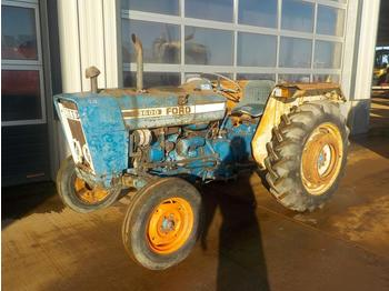 Ford 3600 - wheel tractor