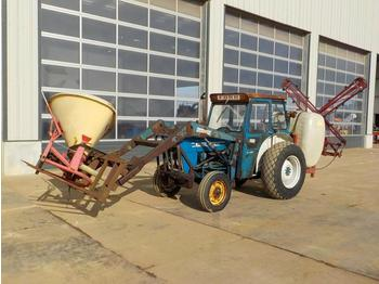Wheel tractor Ford 3600