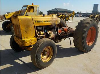Wheel tractor Ford 4550